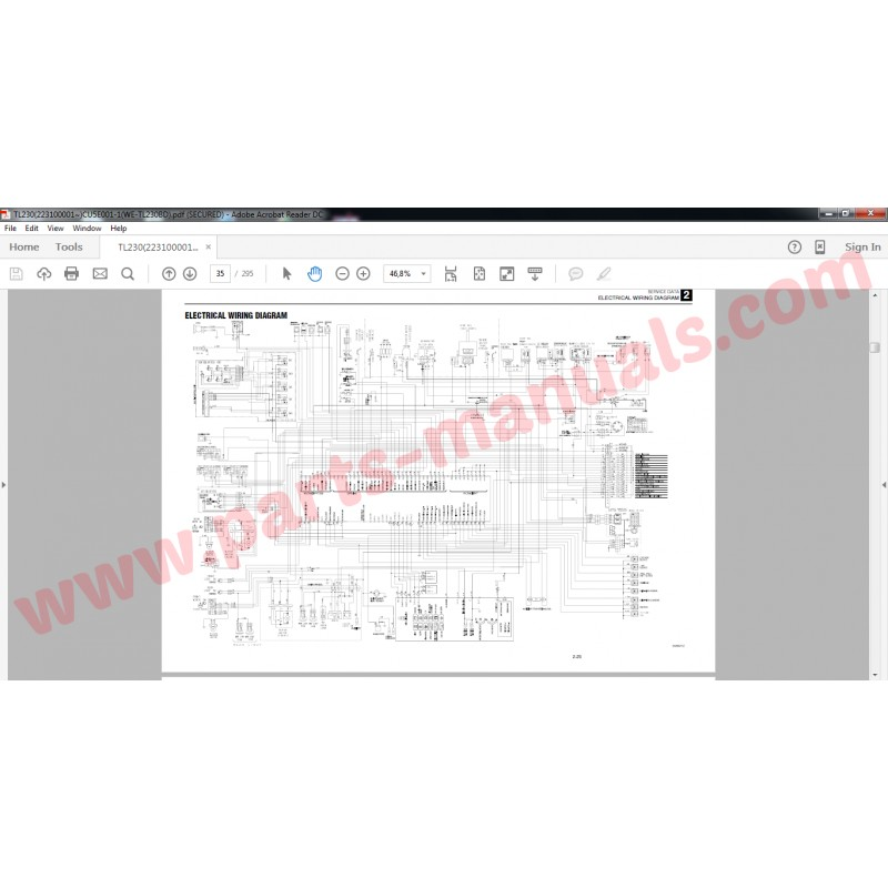 takeuchi parts service manual 2015 rh parts manuals com Simple Wiring Schematics Wiring Schematic Symbols