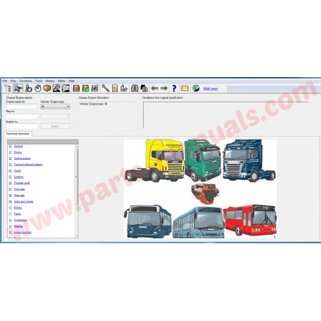 scania multi workshop manual