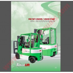 FALCONLIFT PARTS + OPERATOR MANUAL