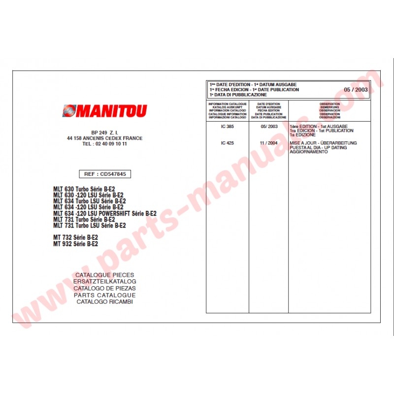 manitou operator parts service manual mlt 1 wiring diagram gandul 45 77 79 119  at crackthecode.co