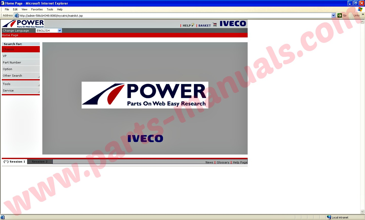 Iveco Power Truck And Bus Epc 2016 Tector Wiring Diagram